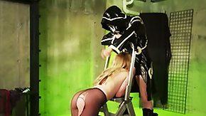 Spanking, Amateur, BDSM, Blonde, Blowjob, Bondage