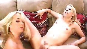 Lesbian, Big Tits, Boobs, Dildo, Fingering, Flat Chested