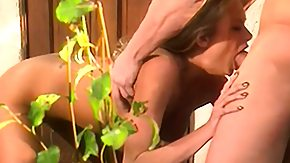 Free Brianna Banks HD porn videos Voluptious blonde Brianna Banks has a long haired stud caning her maiden