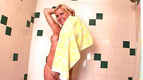 Milfs, Amateur, Bath, Bathing, Bathroom, Blonde