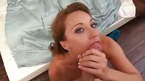 James Deen, Big Ass, Big Natural Tits, Big Tits, Blowbang, Blowjob
