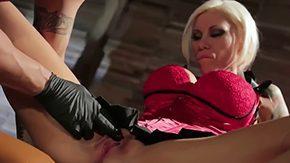 Lolly Ink, Ball Licking, Banging, Big Tits, Blonde, Blowjob