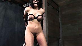 Spanking, BDSM, Brunette, Fetish, High Definition, Punishment