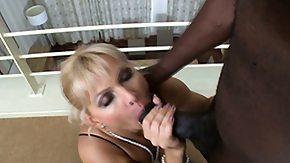 Black Blonde, Big Black Cock, Big Cock, Blonde, Blowjob, Hardcore