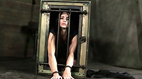 Nikki Darling, BDSM, Black, Bound, Ebony, Fetish