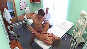 Hospital, Best Friend, Big Tits, Blonde, Boyfriend, Clinic