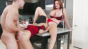 Deauxma, 10 Inch, 3some, Anal, Anal Creampie, Ass
