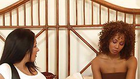 Ebony Lesbians, Big Natural Tits, Big Tits, Black, Black Big Tits, Black Lesbian