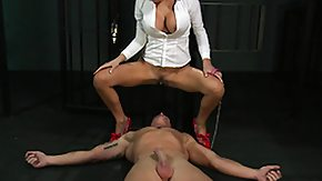 Dungeon, BDSM, Big Tits, Bodybuilder, Boobs, Dominatrix