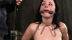 Instructions, BDSM, Boobs, Bound, Brunette, Fetish