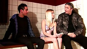 Dutch, 3some, Blonde, Blowjob, Dutch, Group