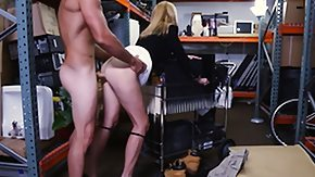 MILF, Big Cock, Blonde, Cash, Fucking, High Definition