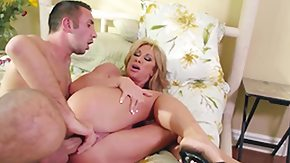 Free Farrah Dahl HD porn With big love muffins finds her cum-hole dripping wet after giving headjob to Keiran Lee