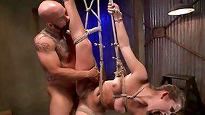 Punishment, Ass, BDSM, Brunette, MILF, Moaning