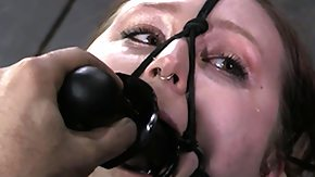 Bdsm, BDSM, Dildo, Fetish, High Definition, Redhead
