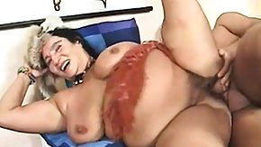 Old, BBW, Big Tits, Boobs, Brunette, Chubby