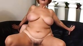 Old, BBW, Big Tits, Boobs, Chubby, Chunky