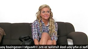First Casting, Adorable, Allure, Audition, Behind The Scenes, Blonde