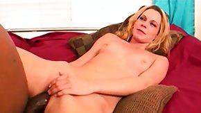 Brooke Cherry, Blonde, Blowjob, Fingering, Hardcore, Interracial