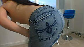 Krystal Jordan, 10 Inch, Amateur, American, Ass, Assfucking