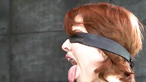 Blindfolded, BDSM, Big Tits, Blindfolded, Blowjob, Mask