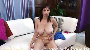 Vibrator, High Definition, Masturbation, Mature, MILF, Old