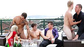 Bisexual, Bisexual, Blowjob, Handjob, Outdoor