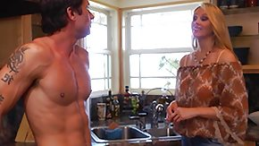 Mommy, American, Babe, Big Tits, Blonde, Hardcore
