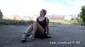 Voyeur, Blonde, British, British Fetish, British Teen, Exhibitionists