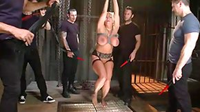 Gangbang, BDSM, Big Tits, Blonde, Blowjob, Boobs