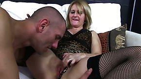 Mature Son, Anal, Assfucking, Blonde, Blowjob, Fucking