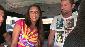Jade Riley HD porn tube Bang Bus Cute babes like Jade Riley are ready to show their skills centrally located front of cam we have to admit she is more than
