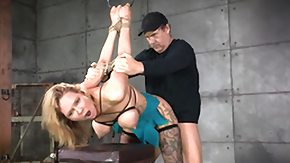 Threesome, BDSM, Big Tits, Bitch, Blonde, Bondage