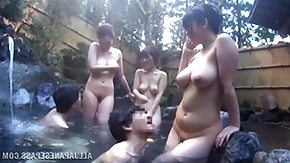 Orgy, Brunette, Group, Japanese, Orgy, Teen