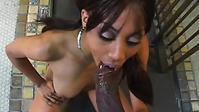 Green Eyes, Beauty, Big Black Cock, Big Cock, Black, Blowjob