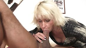 Free Son HD porn Mature blonde seduces her son in law