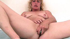 Granny, Blonde, British, British Mature, European, Experienced