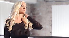 Playboy, Big Tits, Blonde, Model, Posing, Skinny