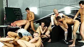 Bisexual, Anal, Bisexual, Blowjob, Gangbang, Hardcore