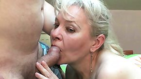 Mature Amateur, Amateur, Blonde, Blowjob, Cum, Experienced