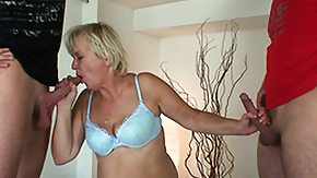 Cleaner, 3some, Blonde, Blowjob, Cleaner, Experienced