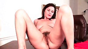 Hairy Mature, Beaver, Big Pussy, Big Tits, Boobs, Brunette
