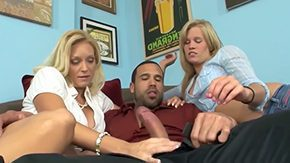 Charlee Chase, 3some, Anal, Aunt, Ball Licking, Banging