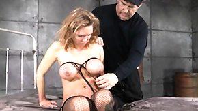 Rain Degre, BDSM, Bed, Big Tits, Blonde, Bondage