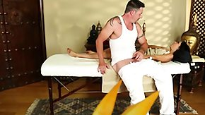 Trinity St Clair High Definition sex Movies Trinity St. Claire gives masseur a hand