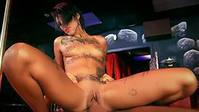 Bonnie Rotten, 10 Inch, Babe, Banging, Bed, Big Ass
