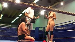 Wrestling, Backroom, Backstage, Behind The Scenes, Cute, Fetish