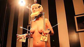 Lezdom, BDSM, Blonde, Dominatrix, Femdom, High Definition