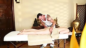 Undressing, Brunette, High Definition, Massage, Masseuse, Softcore