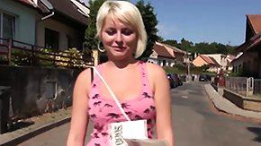 Girl Next Door, Amateur, Blonde, European, Girl Next Door, Hardcore